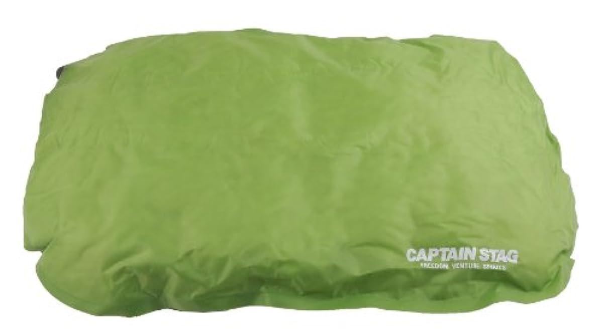 [해외] 캡틴 스태그CAPTAIN STAG 캠프 용품침 방수 인플레이션―퍼터부루 인플레이션―틴구피로 그린UB-3017