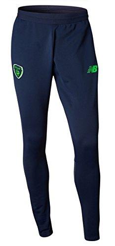 New Balance FAI Republic of Ireland 2017/18 Elite Training Tech Pants - Adult - Navy - X-Large