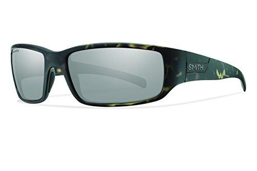 Smith Optics Prospect Chromapop Polarized Sunglasses, Matte Camo, Platinum - Smith Sunglasses Camo