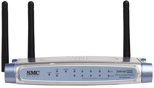 Mimo Wireless Router with 802.11G Wireless Technology