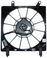 TYC 610600 Acura RSX Replacement Condenser Cooling Fan Assembly