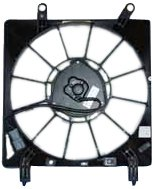 TYC 610600 Acura RSX Replacement Condenser Cooling Fan Assembly (Condenser Assembly)