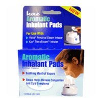 Kaz Kmp-6 6 Count Replacement Aromatic Inhalant Pads by Kaz Inc