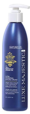 Luxe Majestic Oil Ultra Hydrating Styling Cream, 8-Ounce