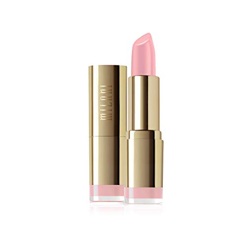 Milani Color Statement Lipstick - Pink Frost (0.14 Ounce) Cruelty-Free Nourishing Lipstick in Vibrant Shades