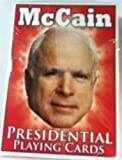 McCain Presidential Deck : Playing Cards, , 0979151546