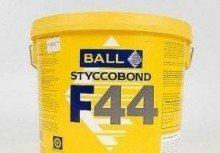 F Ball F44 Vinyl Flooring Adhesive 2.5ltr