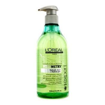 L'Oreal Serie Expert Volume Expand Shampoo for Fine Hair, 16.9 Ounce