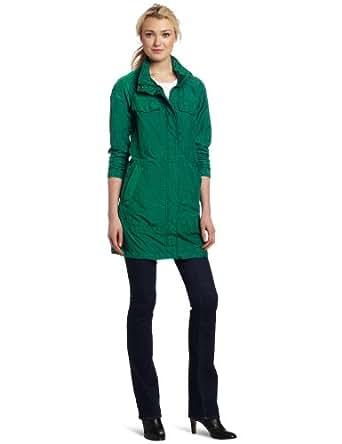 Spiewak Women's Fort Greene Coat, Lawn Green, X-Small