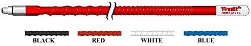 [해외]FireStik KW7-B Seven foot original FireStik CB antenna (Black) / FireStik KW7-B Seven foot original FireStik CB antenna (Black)