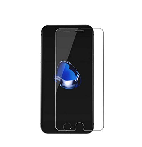 延ばす従者顔料【1枚セット】専用 強化ガラス液晶保護フィルムfor iPhone8 / iPhone7 / iPhone 8 Plus/iPhone 7 Plus (iPhone 8 Plus)