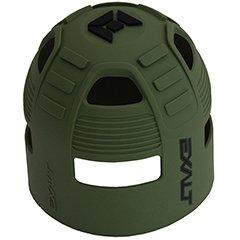 Exalt Paintball Tank Grip - 45-88ci - Olive/Black by Exalt