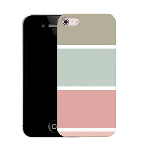 Mobile Case Mate iPhone 5c clip on Silicone Coque couverture case cover Pare-chocs + STYLET - enjoyment pattern (SILICON)