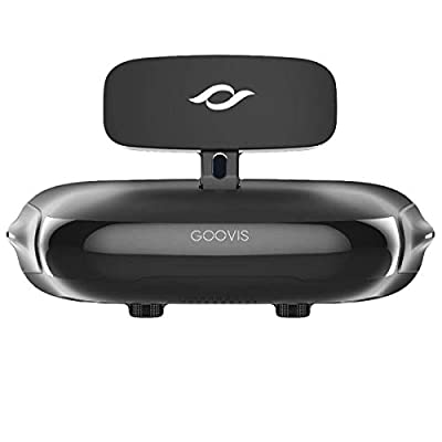 GOOVIS G2 Virtual Reality Travel 3D Theater VR Glasses HD Giant Screen Advanced HD 4K Sony OLED Micro Display …