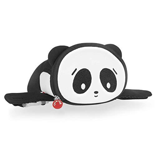 Mummy Makeup For Kids (Kids Travel Waist Bag, Termichy HipSack Cute 3D Cartoon Animal Panda Fanny Pack Bag Purse For Babies Girls Toddler Children Woman Sport Running Camping Trip Makeup)