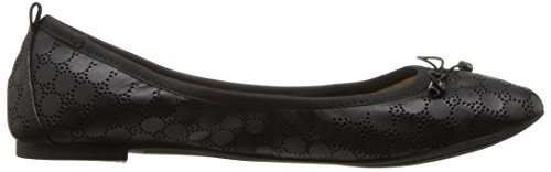 Jessica Simpson Women's Nalan Ballet Flat Black Perforated cost cheap good selling sale footlocker finishline collections for sale 20KfGhmq1