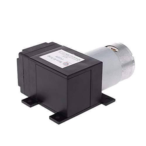HSH-Flo 12VDC 6W 8L/min 120Kpa Electrical Vacuum Suction Air Compressor Mini Vacuum Pump for Suction Milk