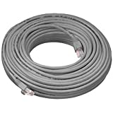 Multi-cable Networking Cat6 Ethernet Cable with RJ-45 Plug - Grey - (50 meter)