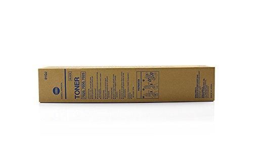 - Original Konica Minolta 01QJ / 30449 Toner (black, approx. 26,000 pages) for 7020, 7025, 7030