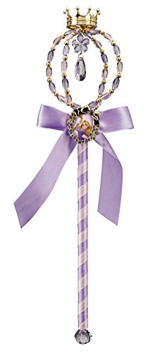 Disguise Rapunzel Classic Disney Princess Tangled Wand, One Color (Halloween Costume Disney Princess)