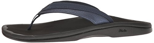 Women's Depths Black Ohana OLUKAI Sandals Ocean qSx8EPa