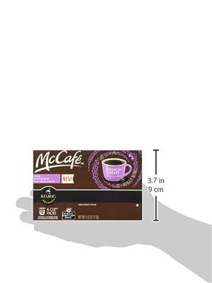 McCafé French Roast, Dark, 12 K-Cup Packs (Set of 3)