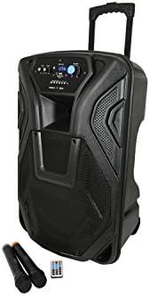 busker-15 qtx portable pa speaker