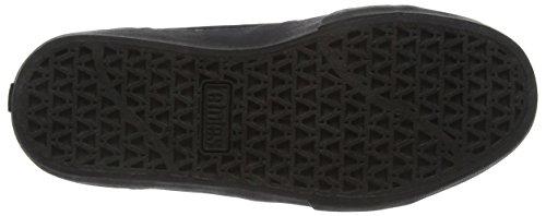 EtniesFader Ls Vulc - Zapatillas de Skateboard hombre Negro - Black (Black/Black/Black004)