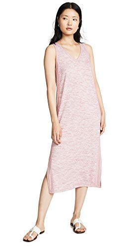(Rag & Bone/JEAN Women's Ramona Tank Dress, Dusty Rose,)