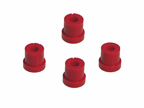 ethane Shifter Bushings Red for 2003-05 Dodge Neon SRT-4 ()
