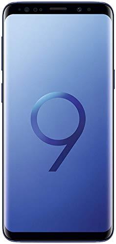 Samsung Galaxy S9 G960U 64GB Unlocked GSM 4G LTE Phone w/ 12MP Camera - Coral Blue (Renewed)
