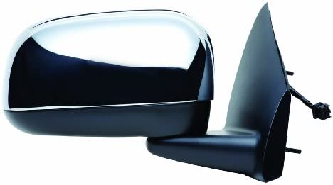 Fit System 71510U Driver Side Replacement Flat Mirror Fit System by K Source