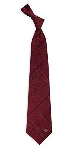 (Eagles Wings NCAA Illinois Fighting Illini Orange Oxford Woven Tie)