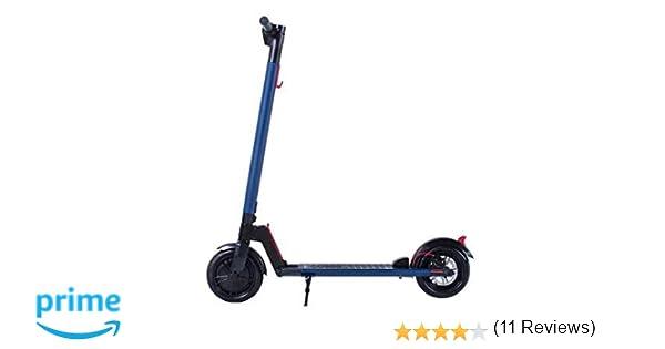GOTRAX Patinete eléctrico Scooter - Potencia Motor: 250W - Autonomia: 20km