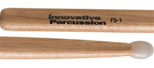 Innovative Percussion FS1N Marching Snare Field Series Standard Nylon Tip ()