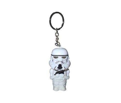 Chaveiro Star Wars Stormtrooper Com Led E Som