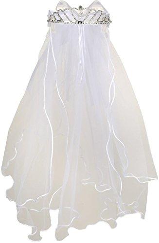 Satin Skirt Veil - 4