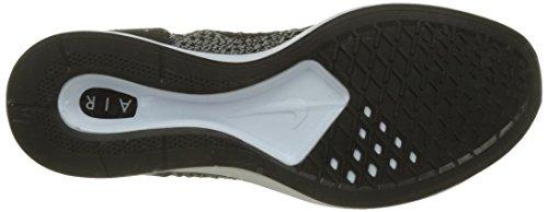 Nike Air Zoom Mariah Flyknit Racer Heren Running Sneaker Lichte Houtskool / Lichte Houtskool