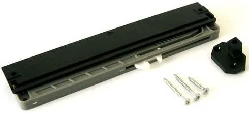 homewell freno Amortiguador Silencioso para armario correderas roscado en el Rail alto: Amazon.es: Bricolaje y herramientas