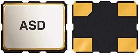 40C 85C Pack of 10 ASD3-25.000MHZ-LR-T Standard Clock Oscillators 25MHz 1.8Volt 25ppm
