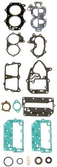 OMC 20 HP , 25 HP , 35 HP 1979 2 Cyl. Complete Power Head Gasket Kit WSM 500-120 OEM# 433941 ()