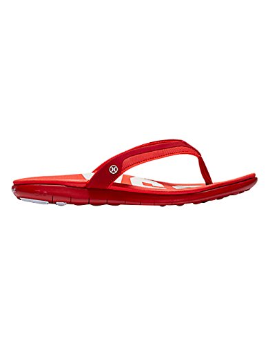 Hurley Gsa0000100 Kvinna Phantom Gratis (usa) Sandals Gym Röd