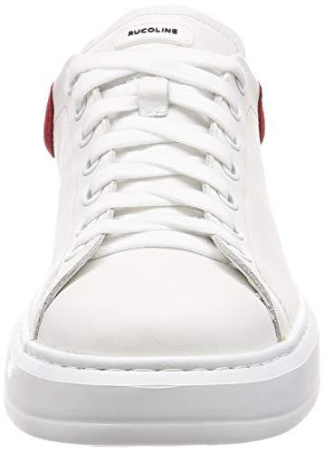 Rosso Uomo 8650 Nemo Rucoline Sneakers Vip 44 Bianco 45BwZ6Zq
