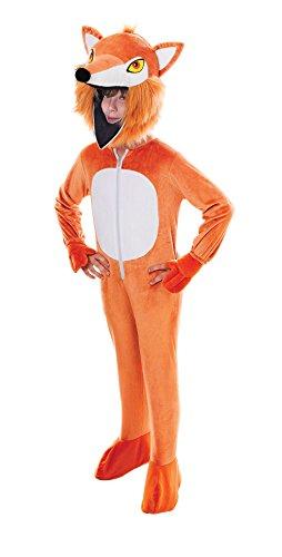 Big Head Animal Costume Uk (Children's Big Head Fox Costume)