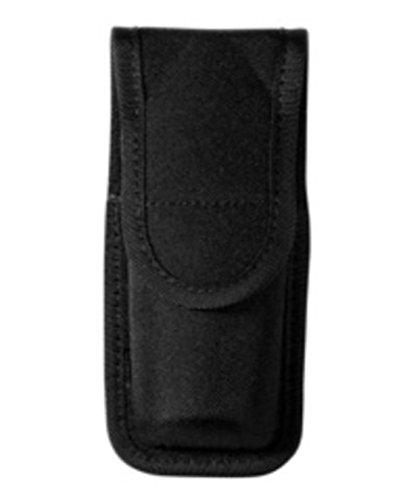 Mace Spray Holder (BIANCHI 8007 POLICE SECURITY BLACK NYLON MACE PEPPER OC SPRAY HOLDER BELT CASE)