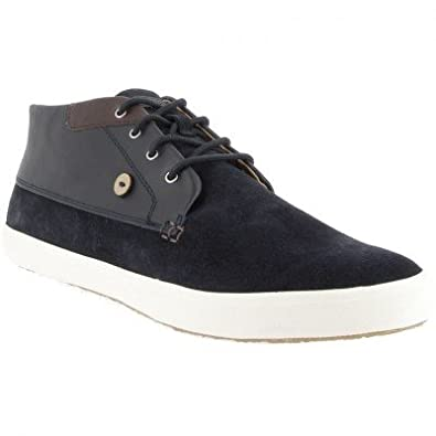Faguo wattle Suede h17 Taille 43 Couleur Navy Chaussures Détente eUemM