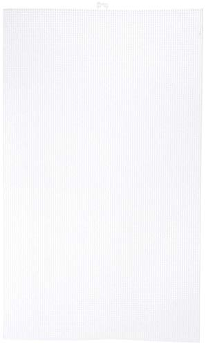 Darice Artist's Sheet Plastic Canvas 13-5/8-Inch by 21-5/8-Inch-Clear 33315