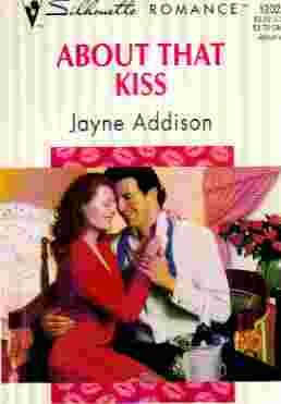 book cover of About That Kiss