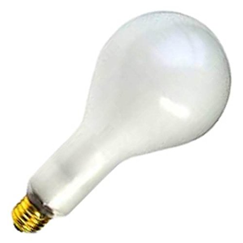 Damar 36253 - 300MPS30/IF/SS 130V 04044A Rough Service Safety Coated Standard Light Bulb