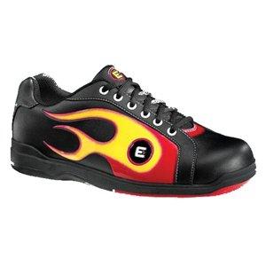 Amazon.com | Etonic Men's Fierce Flame Red / Yellow Bowling Shoe ...